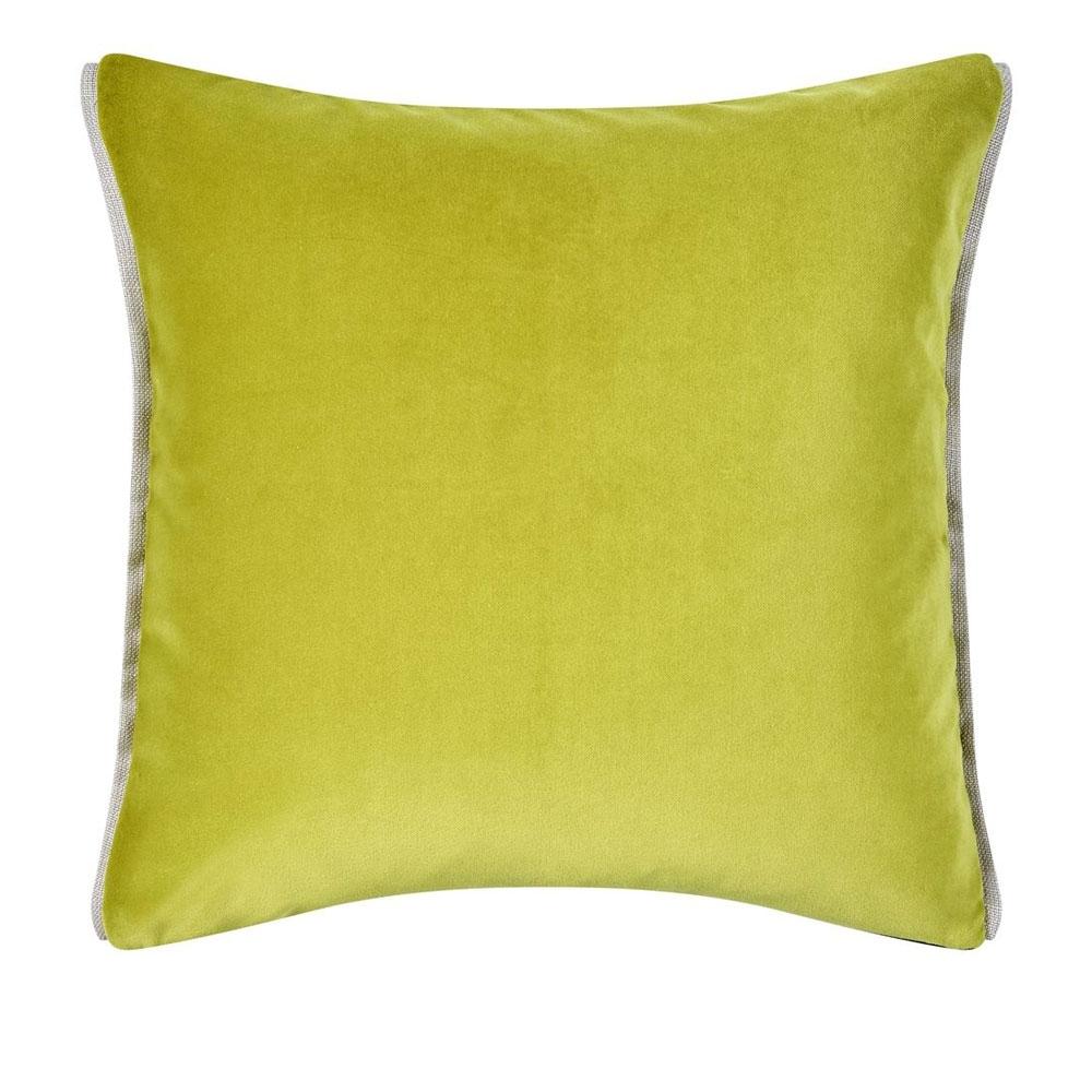 Designers Guild Kissen Varese Lime - Vorderseite