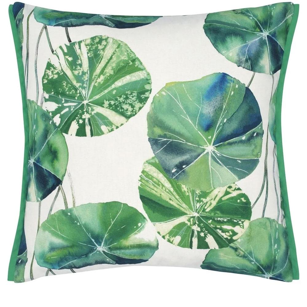 Designers Guild Brahmi Outdoor Leaf