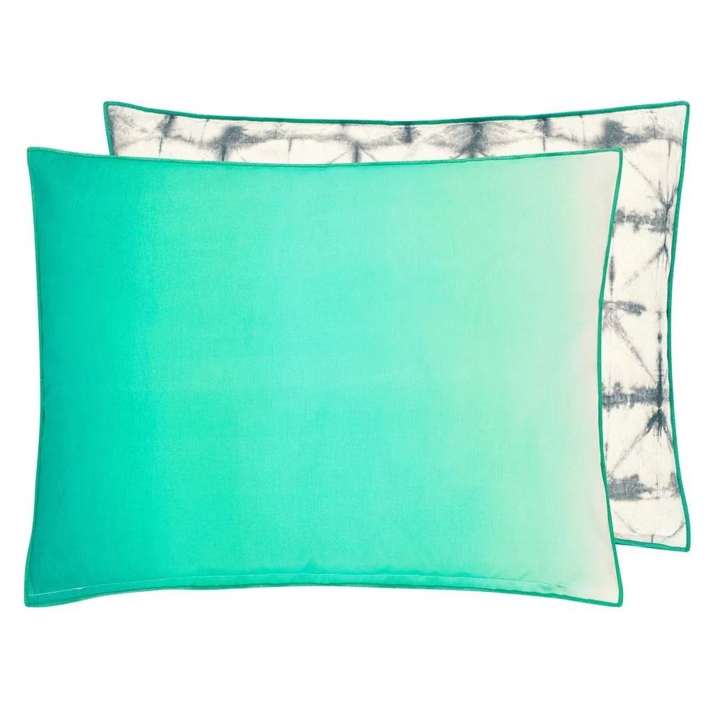 Designers Guild Outdoor Kissen Padua - Farbe Aqua