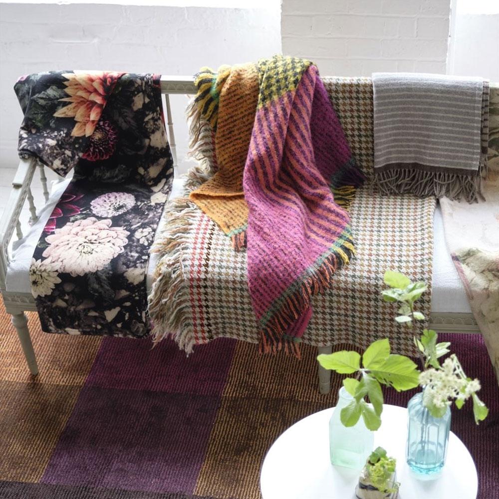 Designers Guild Tagesdecke - Herbst/ Winterkollektion
