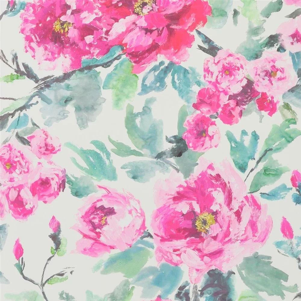Designers Guild Tapete Shanghai Garden - Detailansicht