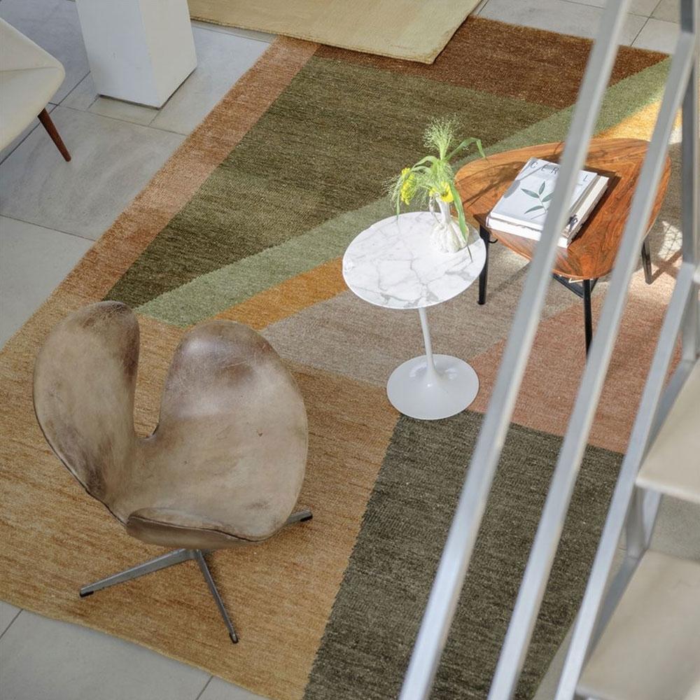 Designers Guild Teppich Alphonse Ochre