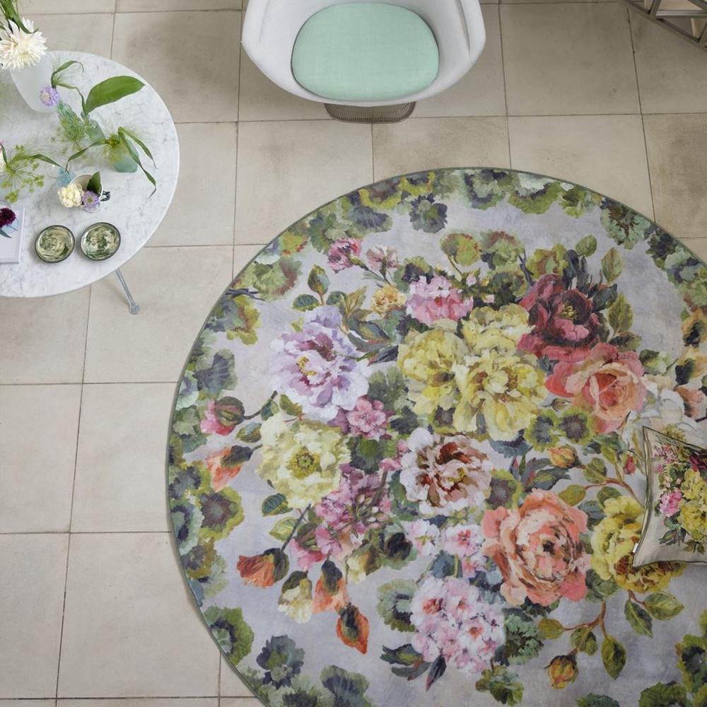 Designers Guild Teppich Grandiflora Rose Epice