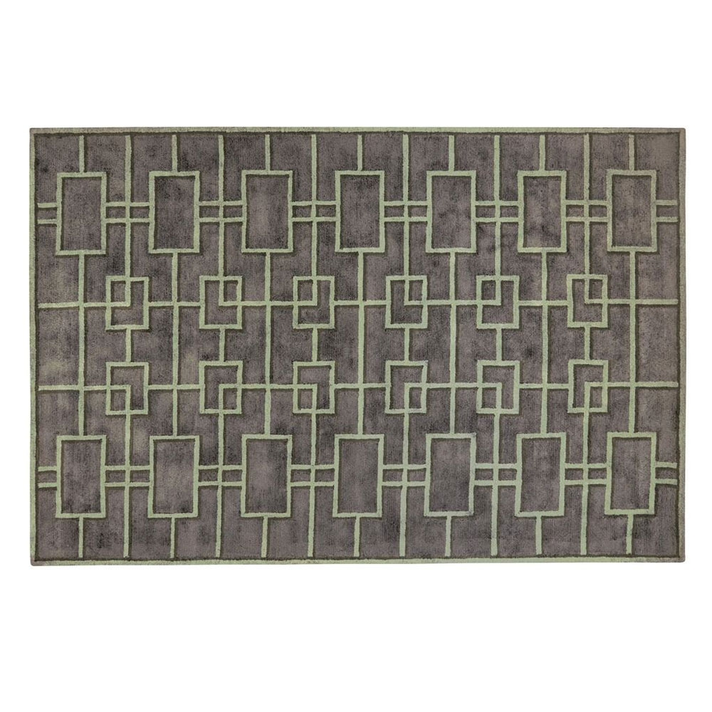 Teppich Rheinsberg - Farbe sage