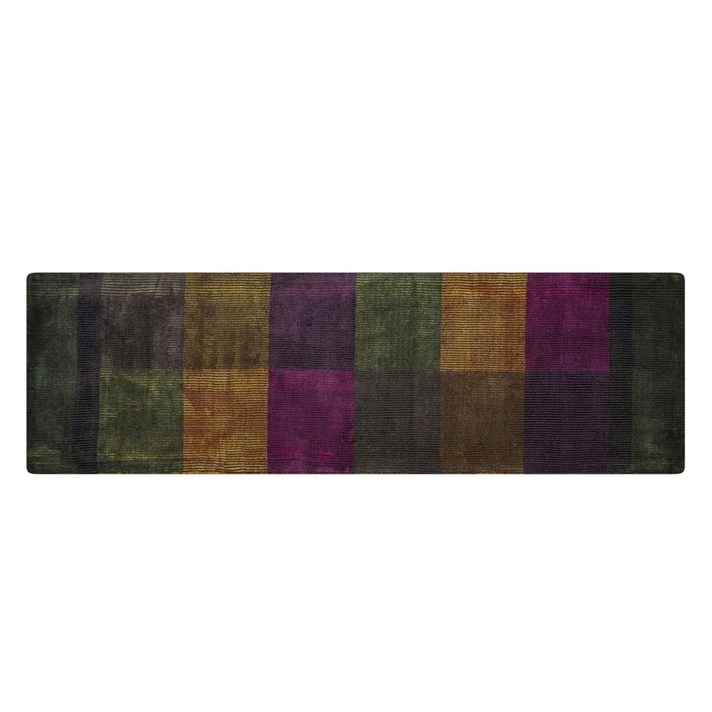 Designers Guild Teppichläufer Sarang - Farbe Chocolate