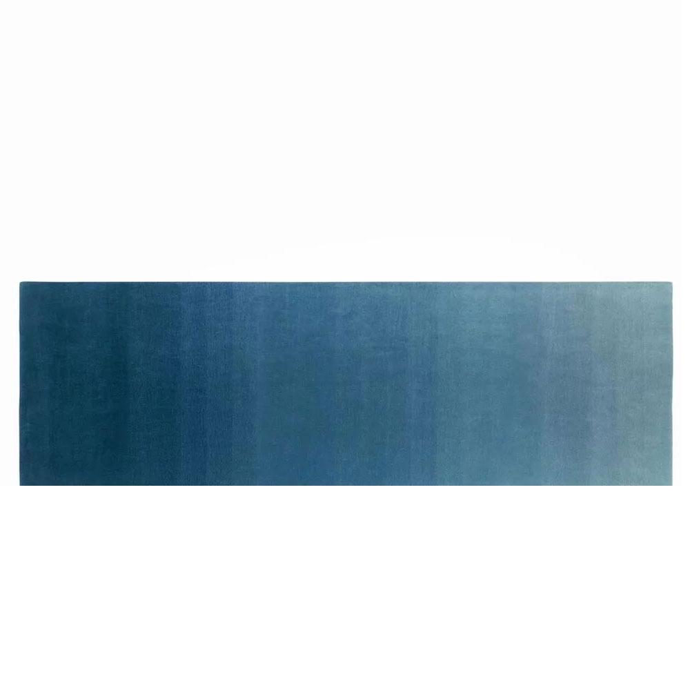 Designers Guild Teppichläufer Padua - Farbe Azure