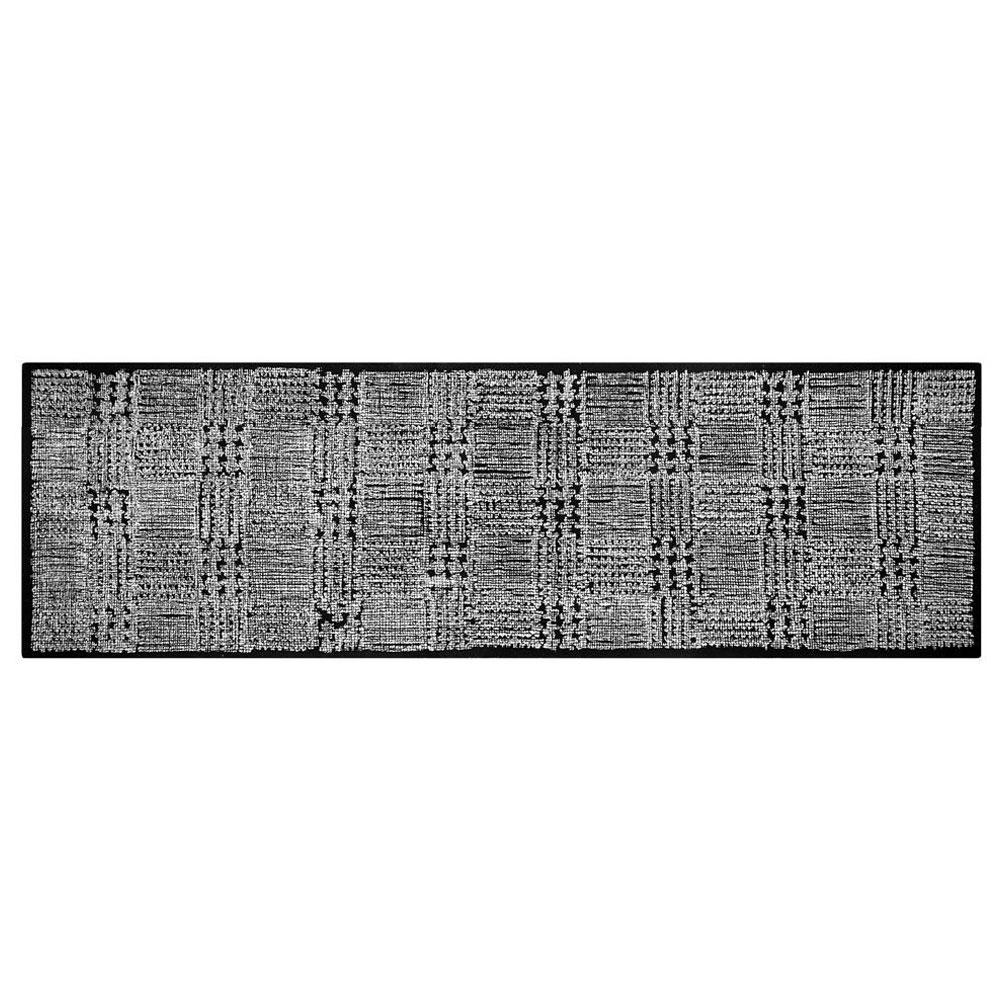 Designers Guild Teppichläufer Queluz Noir