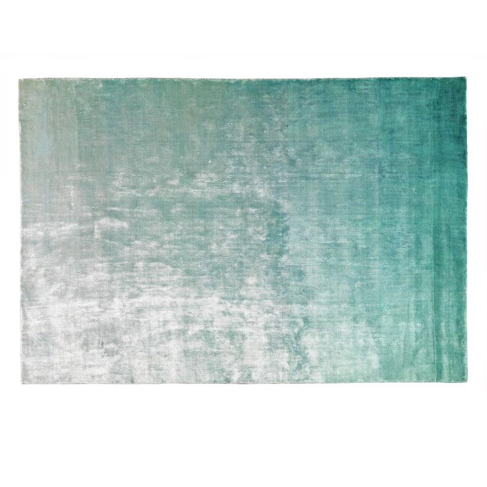 Designers Guild Teppich Eberson - Farbe Aqua