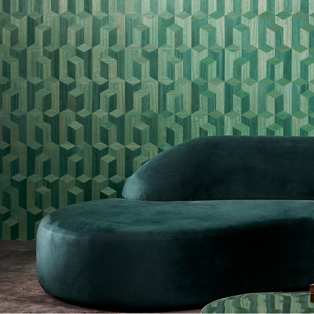 Arte - Natur-Tapete Elements - Farbe 38240 - Raumbild