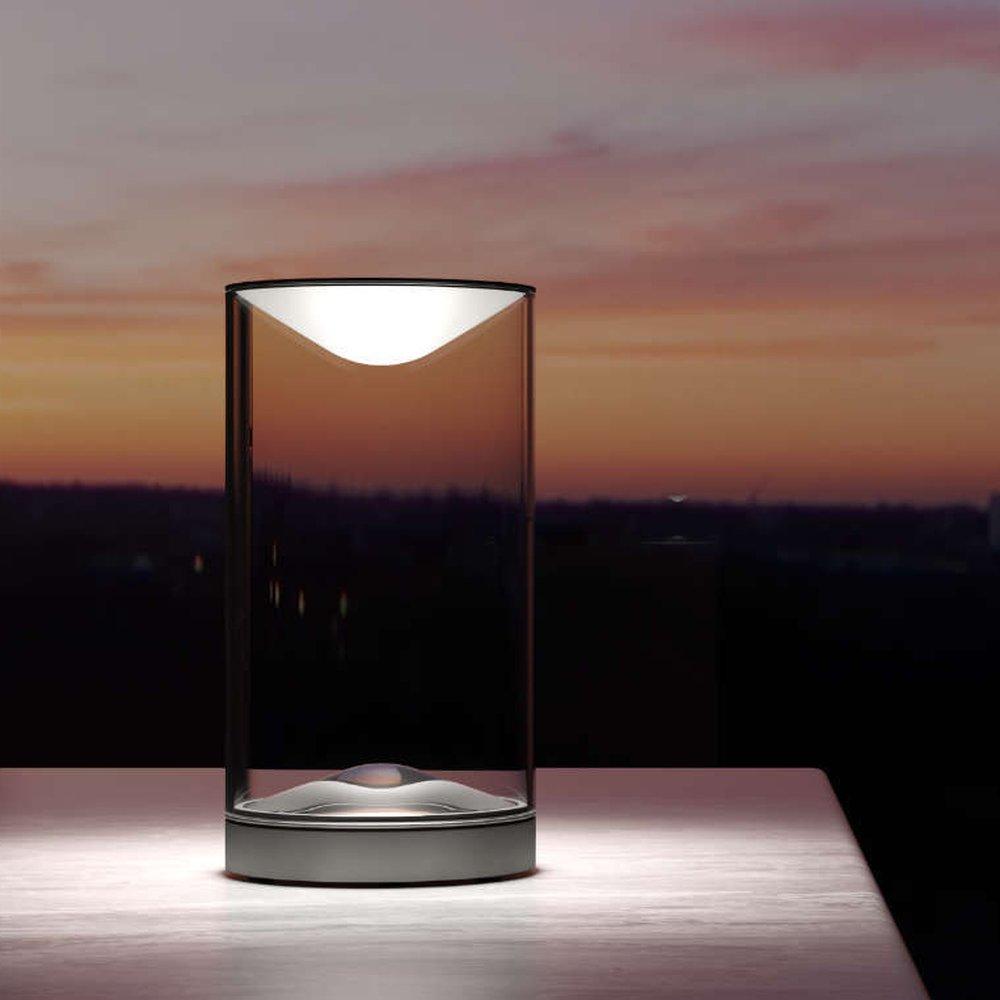 Lumina - Tischleuchte Eve - Schwarz