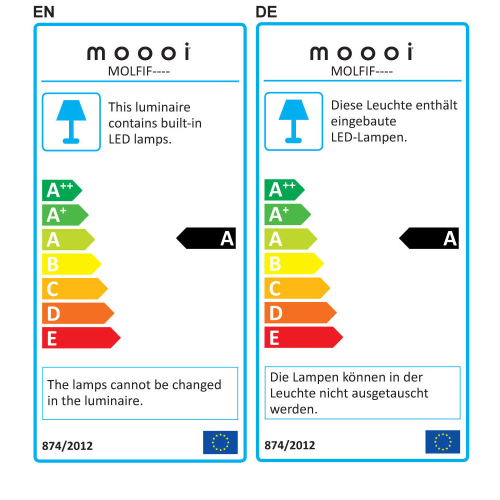 Filigree - EU Label