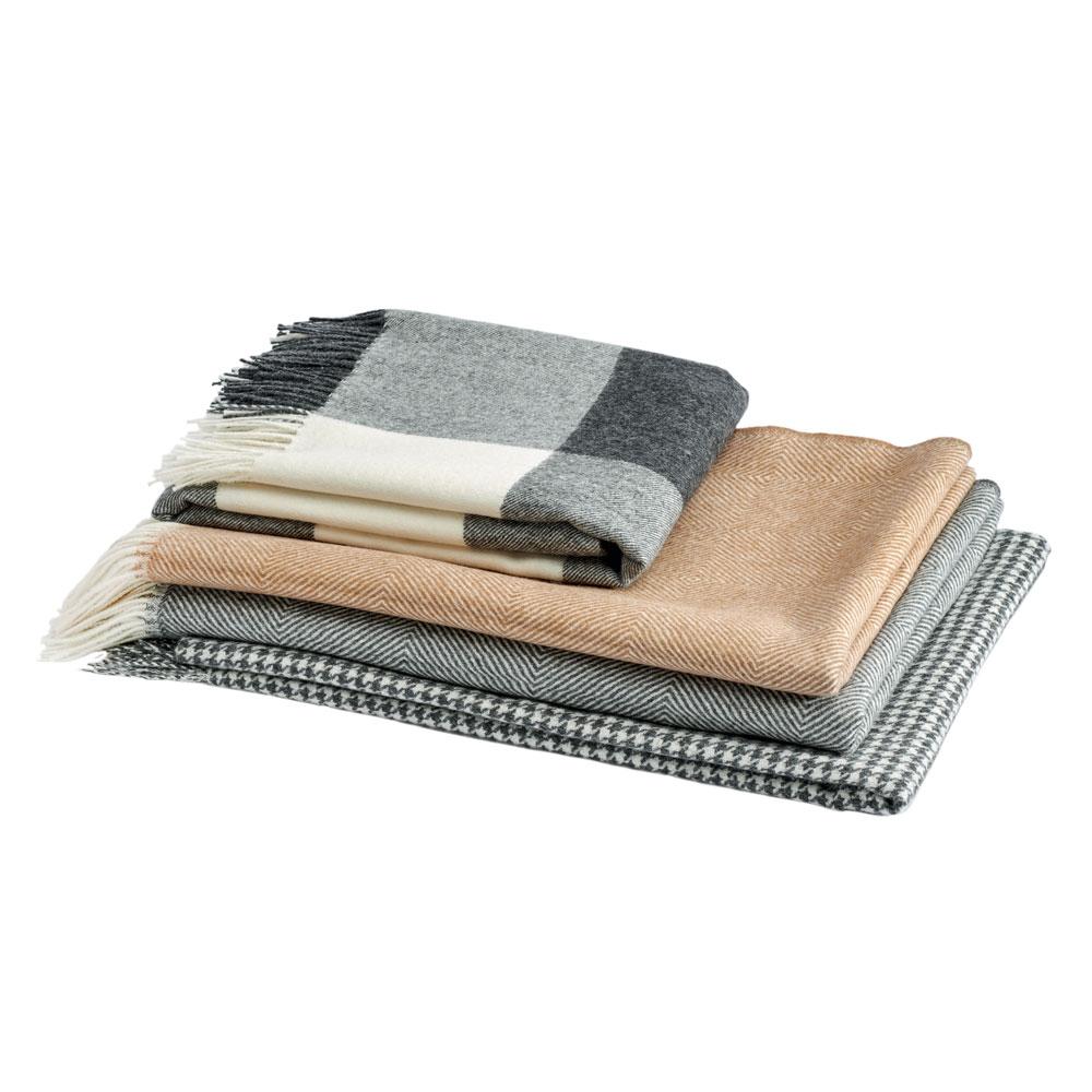 Alpaka Wolldecken - Kollektion
