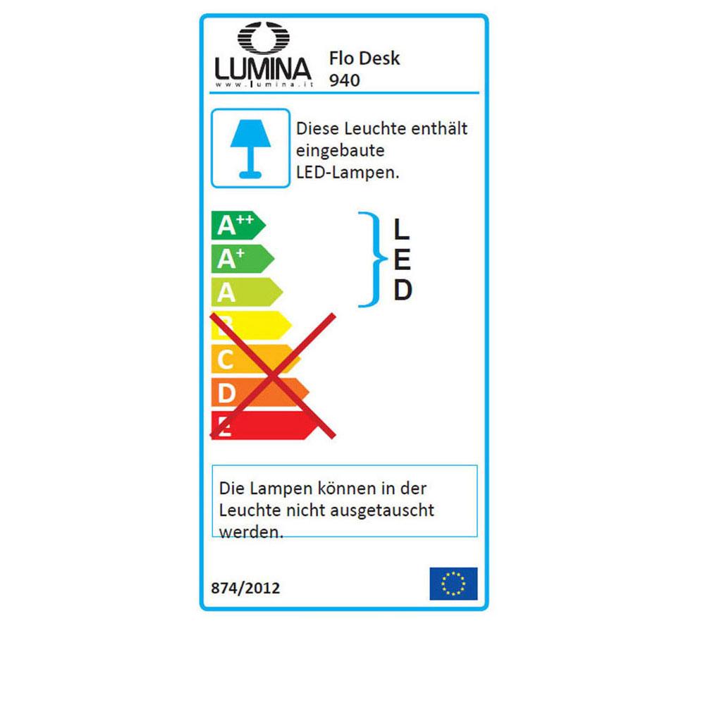 Flo Desk - EU Label