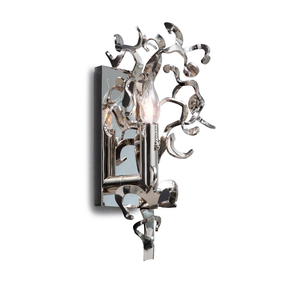 Flower Power Wall Lamp - nickel - rechts