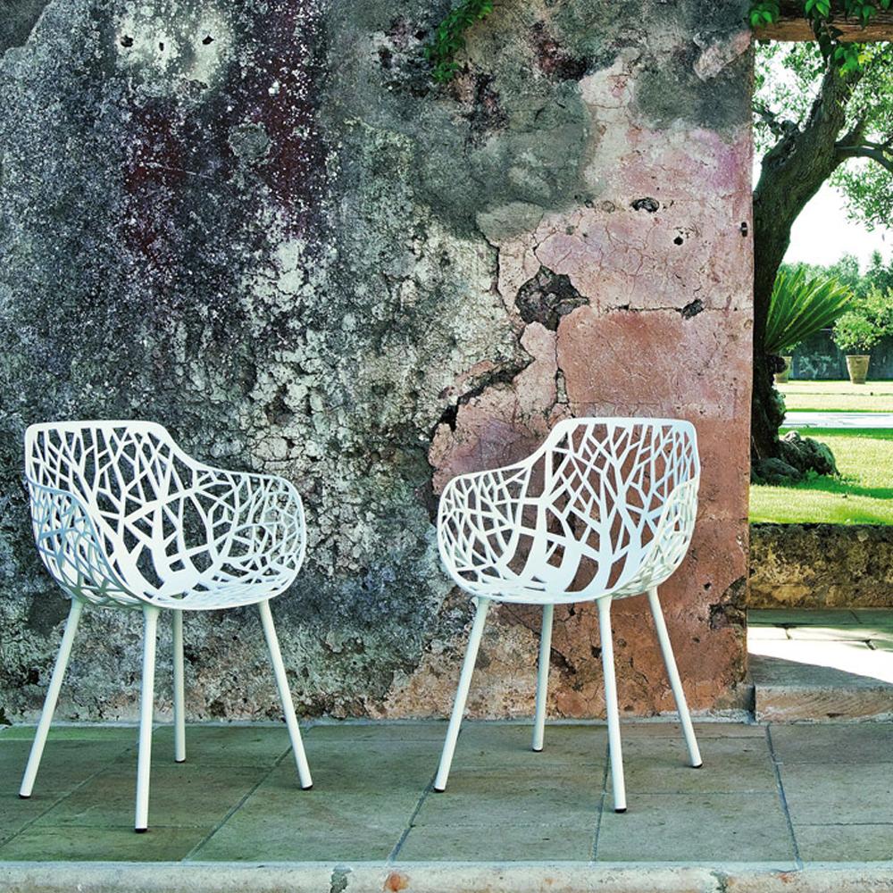 Forest Sessel- als ruhige Plätze im Garten