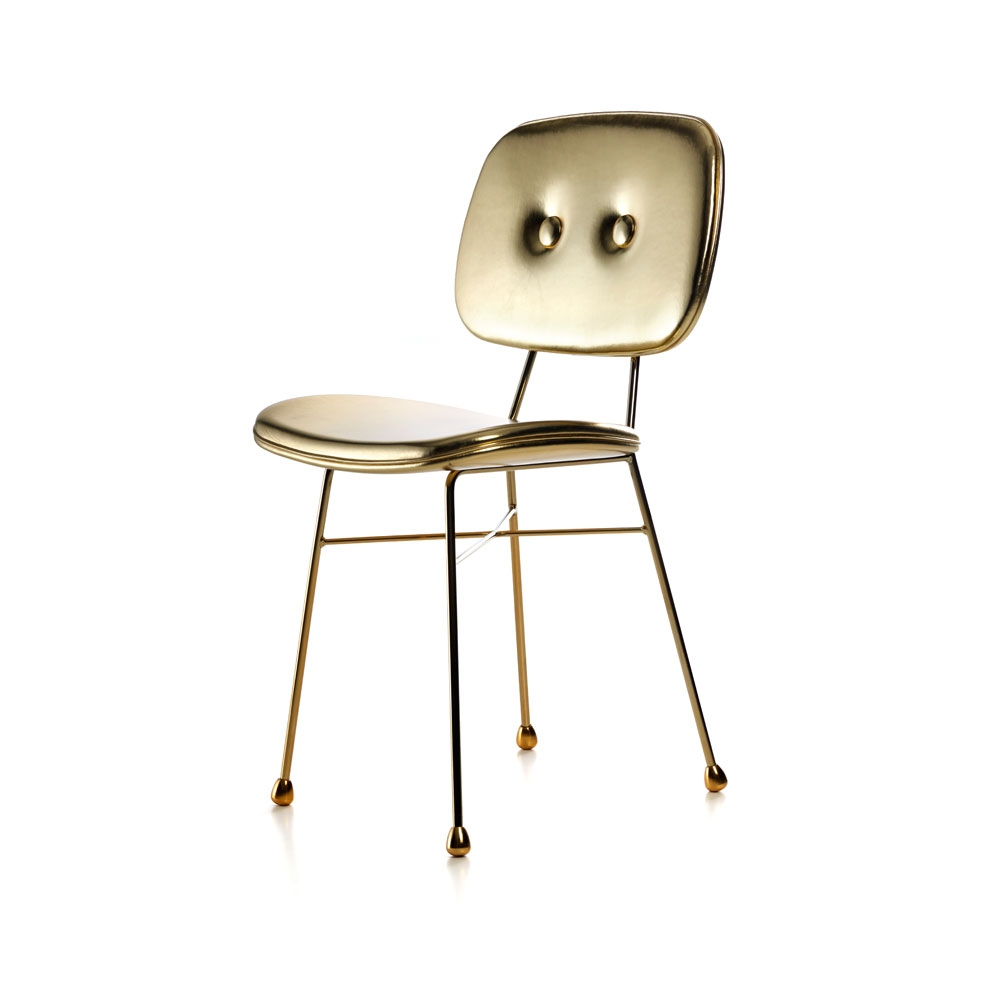 The Golden Chair - Farbe gold