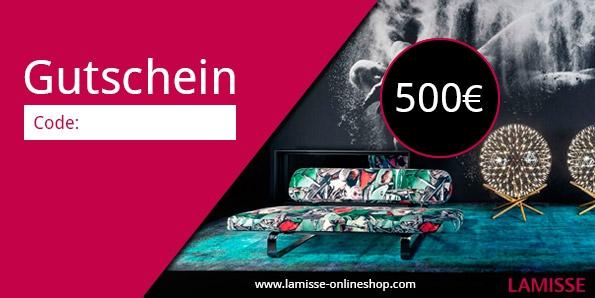 500 Euro Gutschein