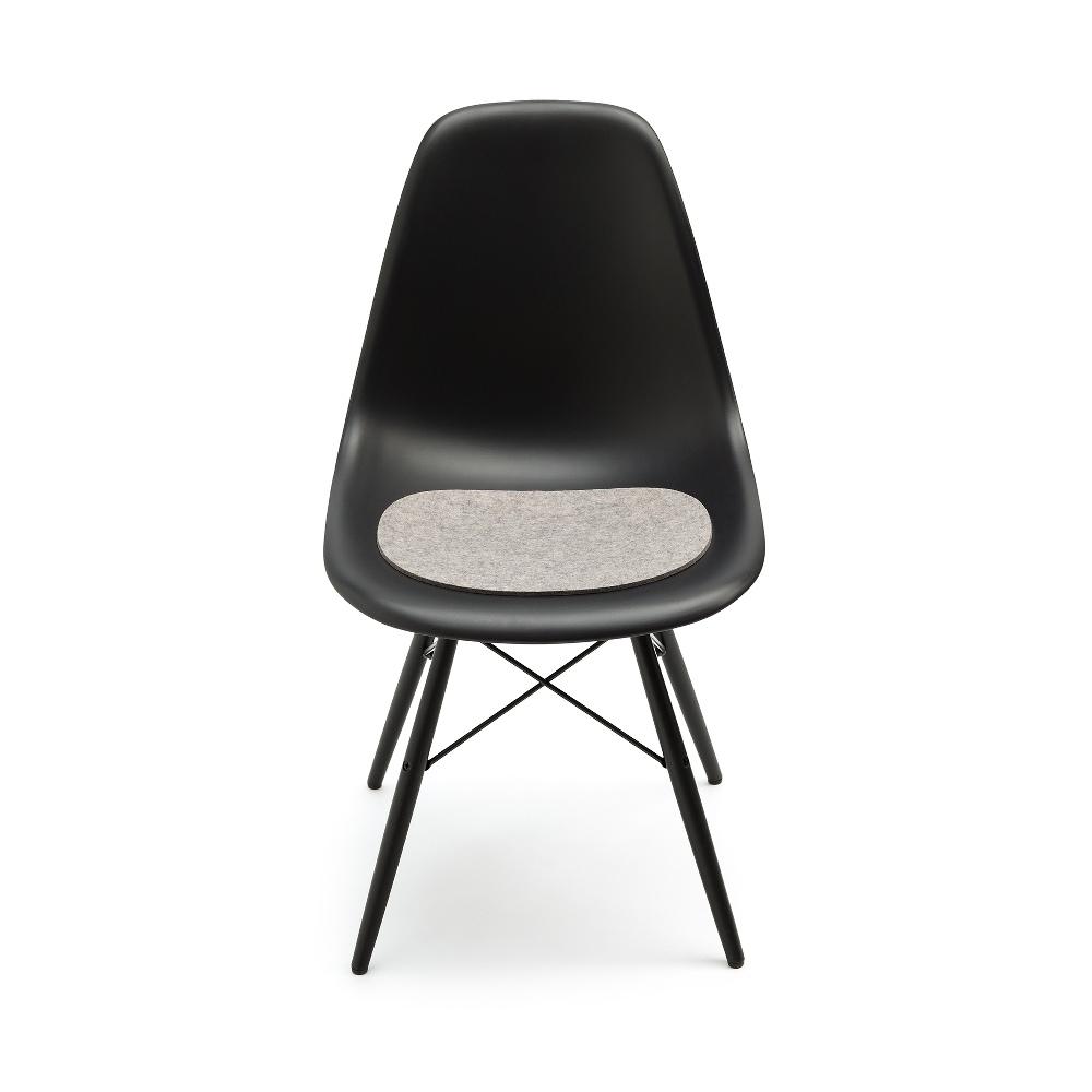 Hey Sign Sitzauflage Eames Plastic Sidechair - Farbe 07 Hellmeliert