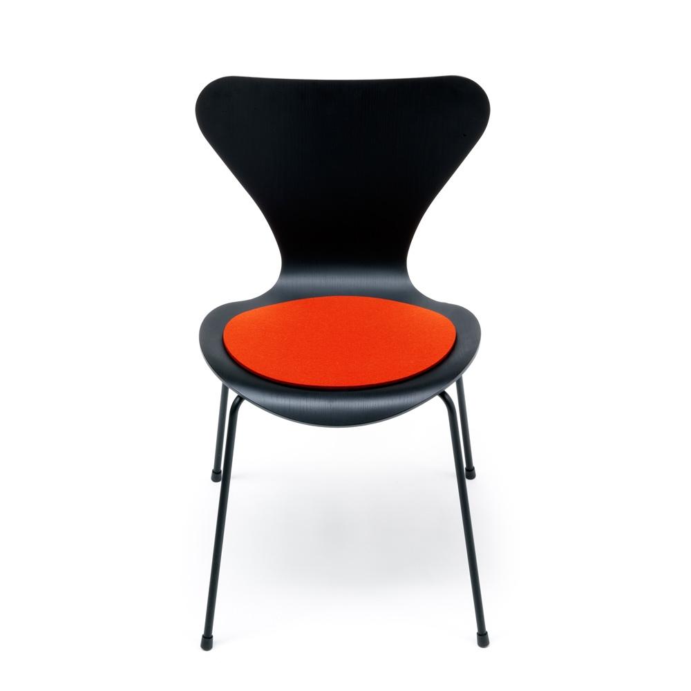Hey Sign Sitzauflage Jacobsen Serie 7 - Farbe 20 Mango