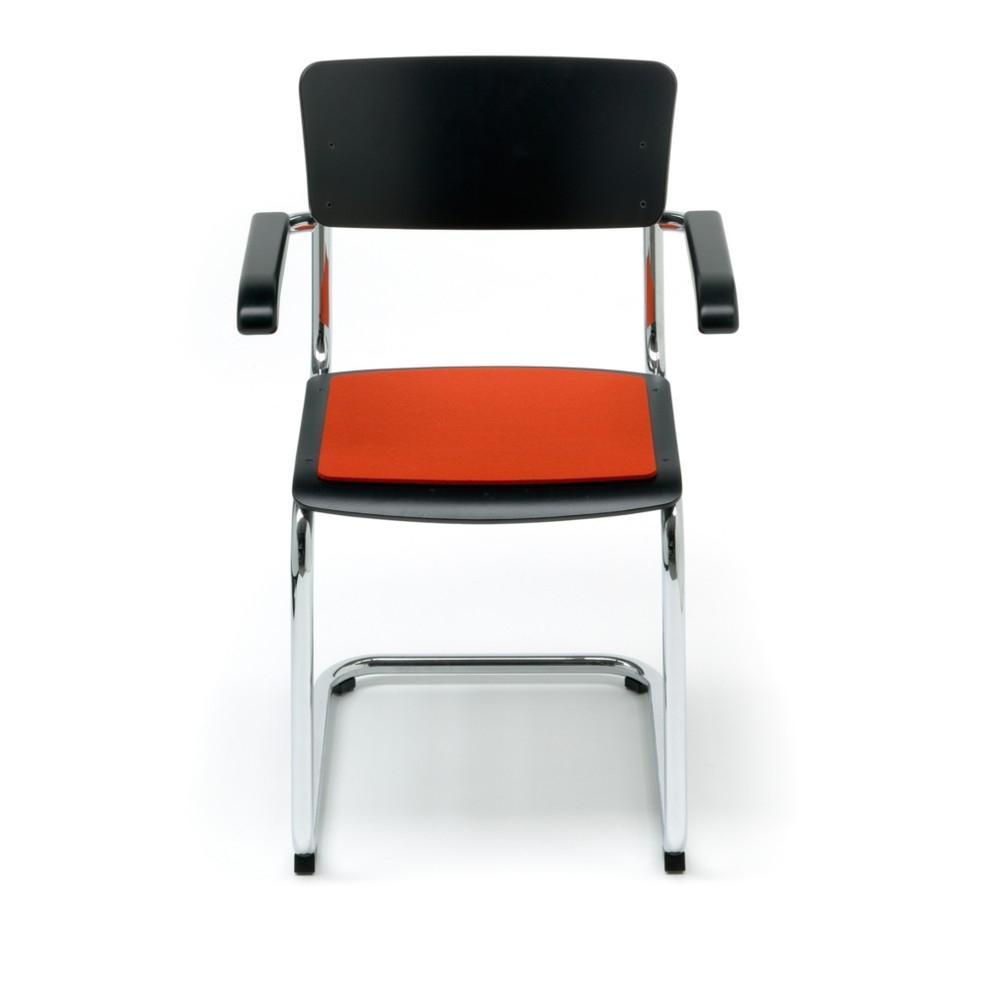 Hey Sign Sitzauflage S43 - Farbe 20 Mango