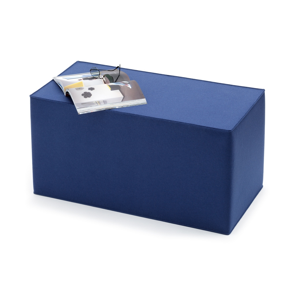 Hey Sign Sitzmöbel Quader - Farbe 12 Indigo