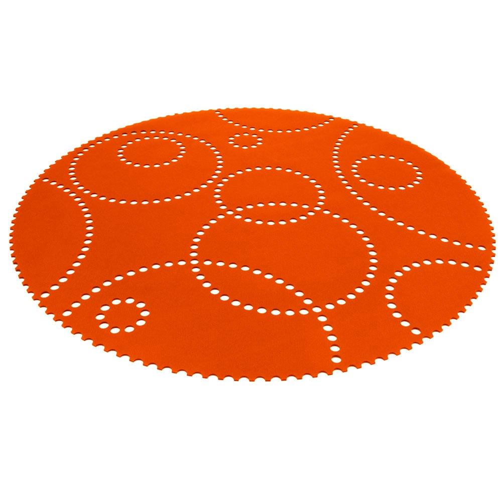 Hey Sign Teppich Stamp - Farbe 20 Mango
