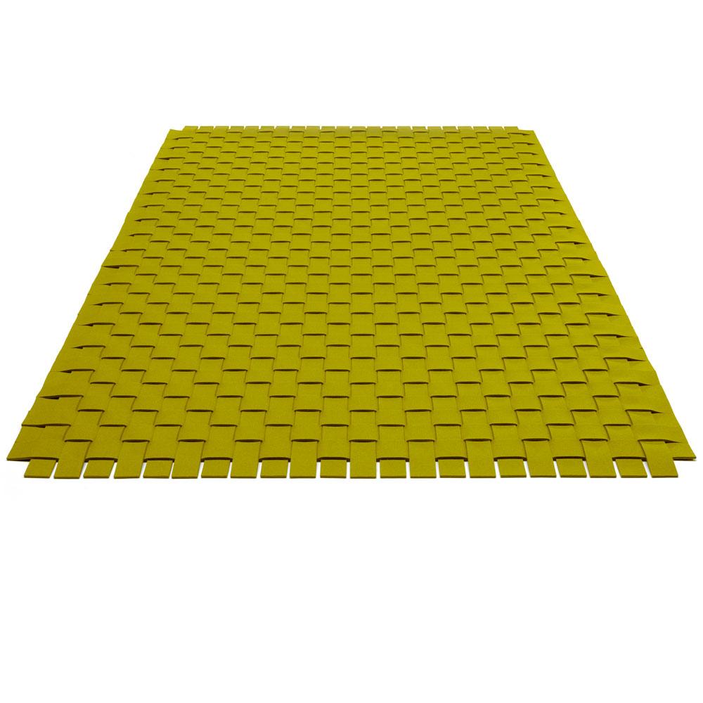 Teppichgeflecht - Farbe 25 Verde
