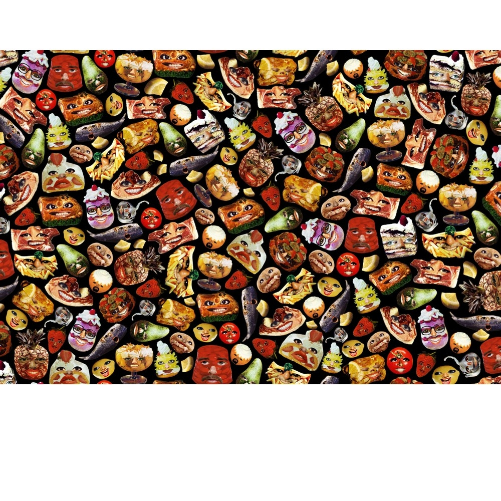 Moooi Carpets - Teppich Hungry - 200 x 300 cm