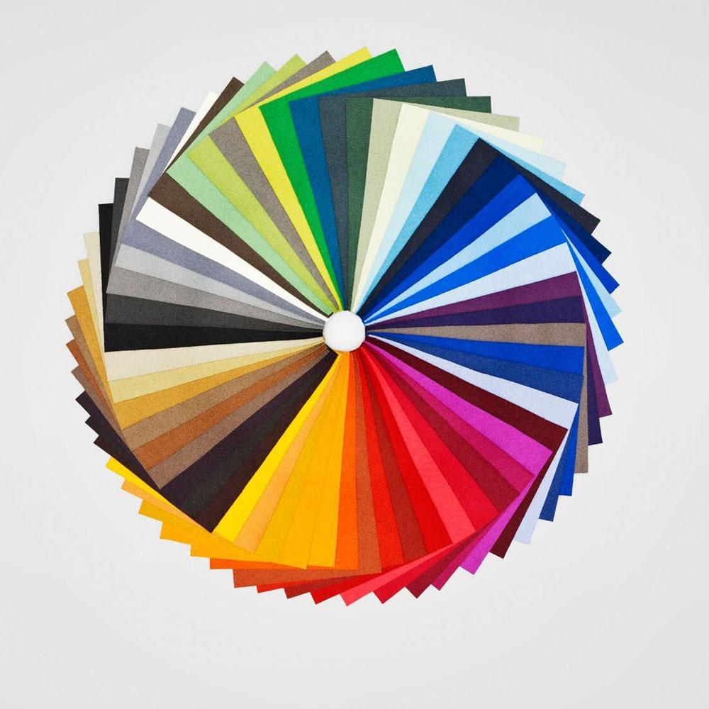 Divina 3 - Farbfächer - 56 Farben