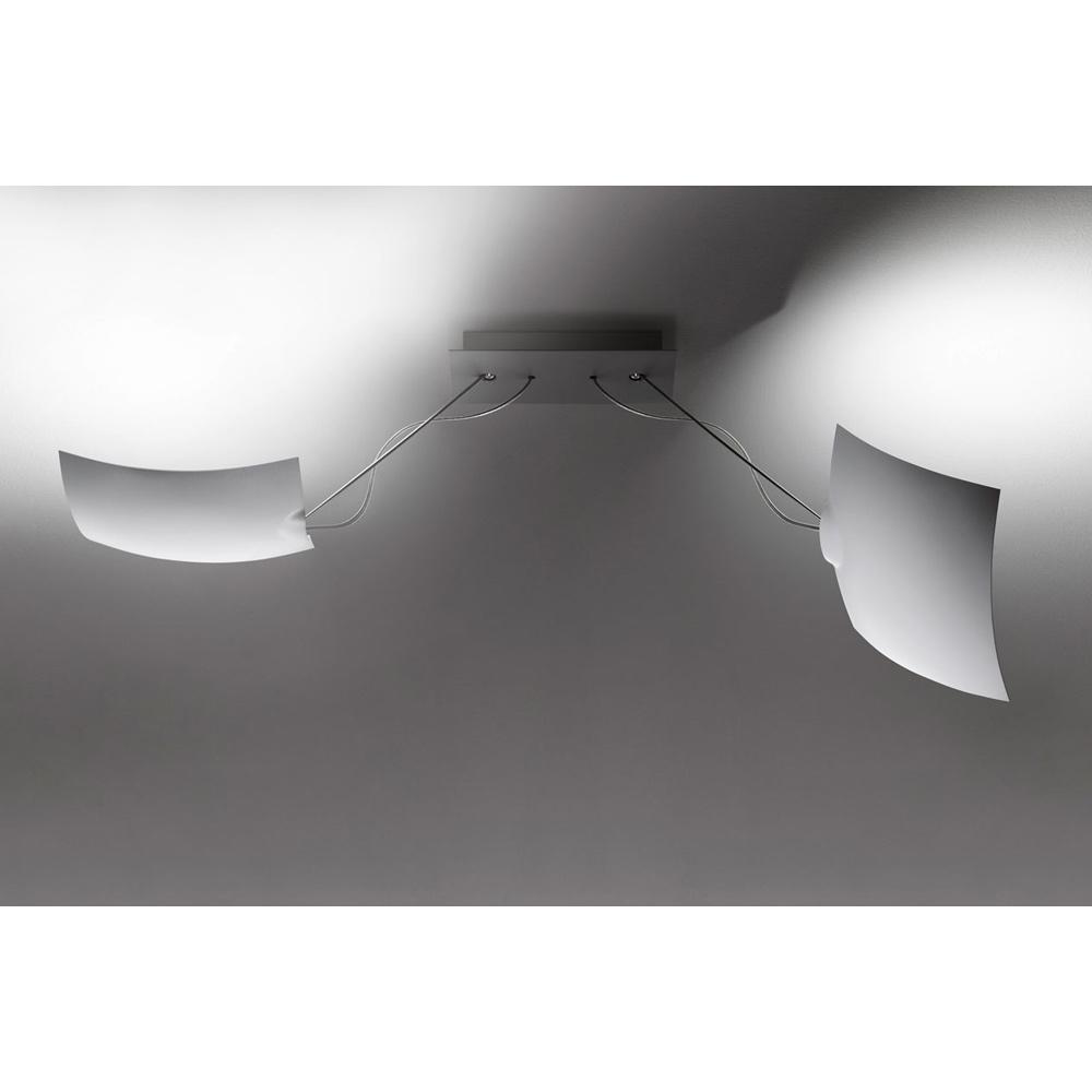 Ingo Maurer - 2x18x18 - Deckenmontage