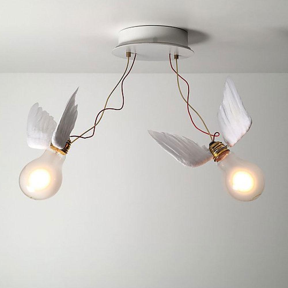 Lucellino Doppio - Halogen/ LED