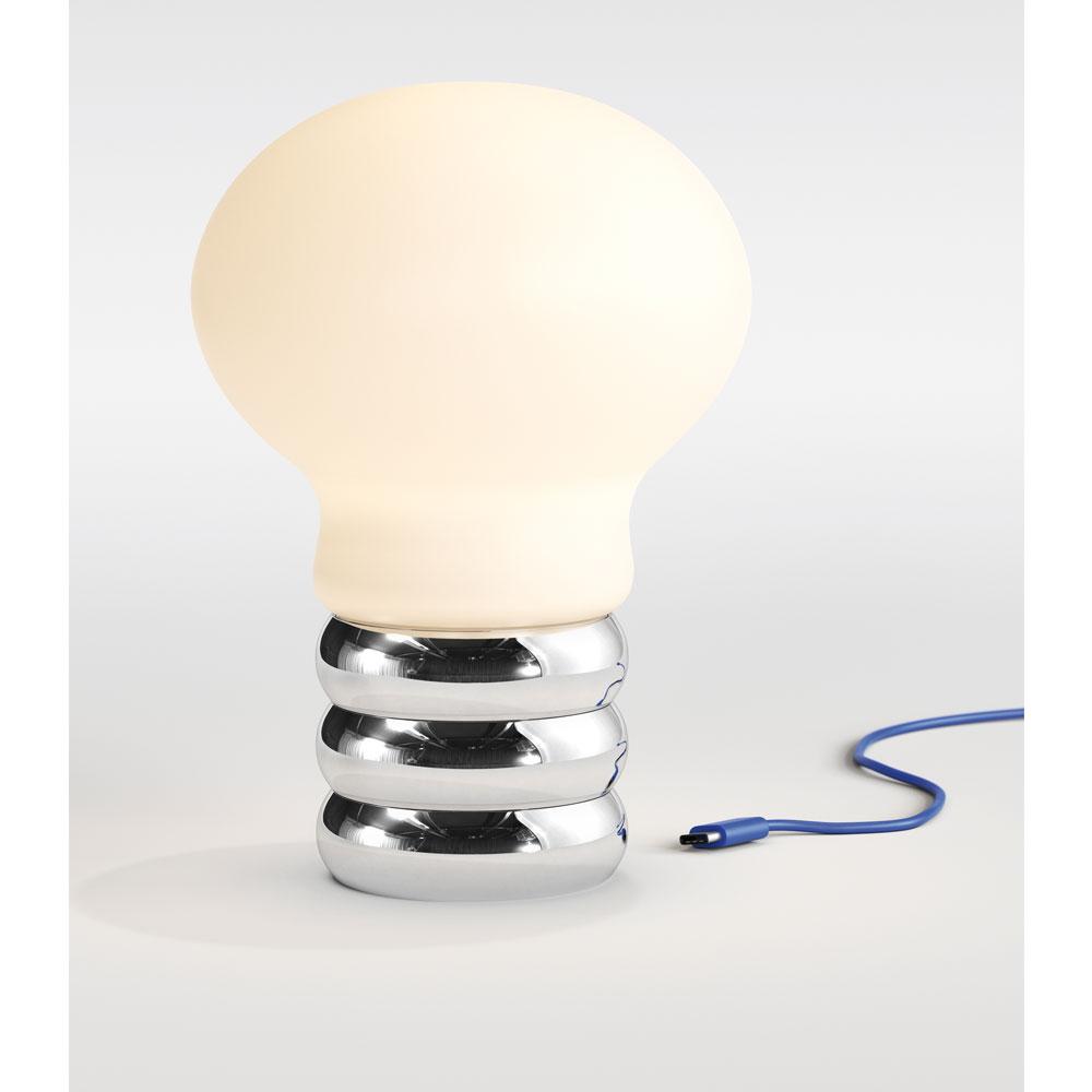 Ingo Maurer Akku-Tischleuchte B Bulb