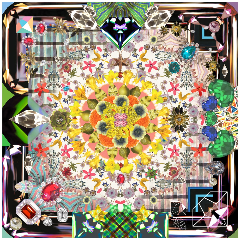 Moooi Carpets - Teppich Jewels Garden