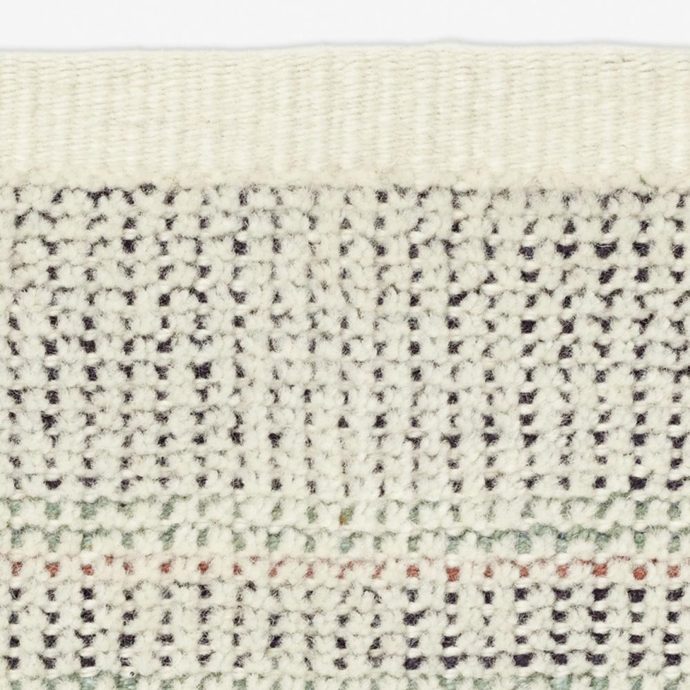 Kinnasand Teppich - Kanon Pattern Rake - Farbe 0003 - Detailansicht