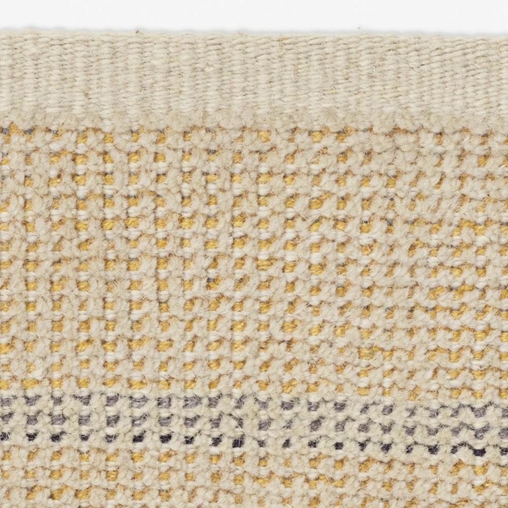 Kinnasand Teppich - Kanon Pattern Rake - Farbe 0006 - Detailansicht