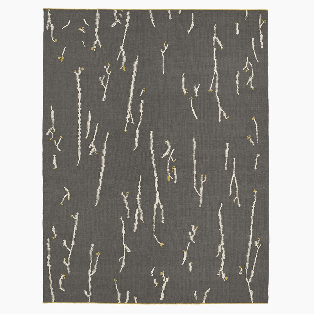 Kinnasand Teppich Kelim Pattern Resort - Farbe 0036