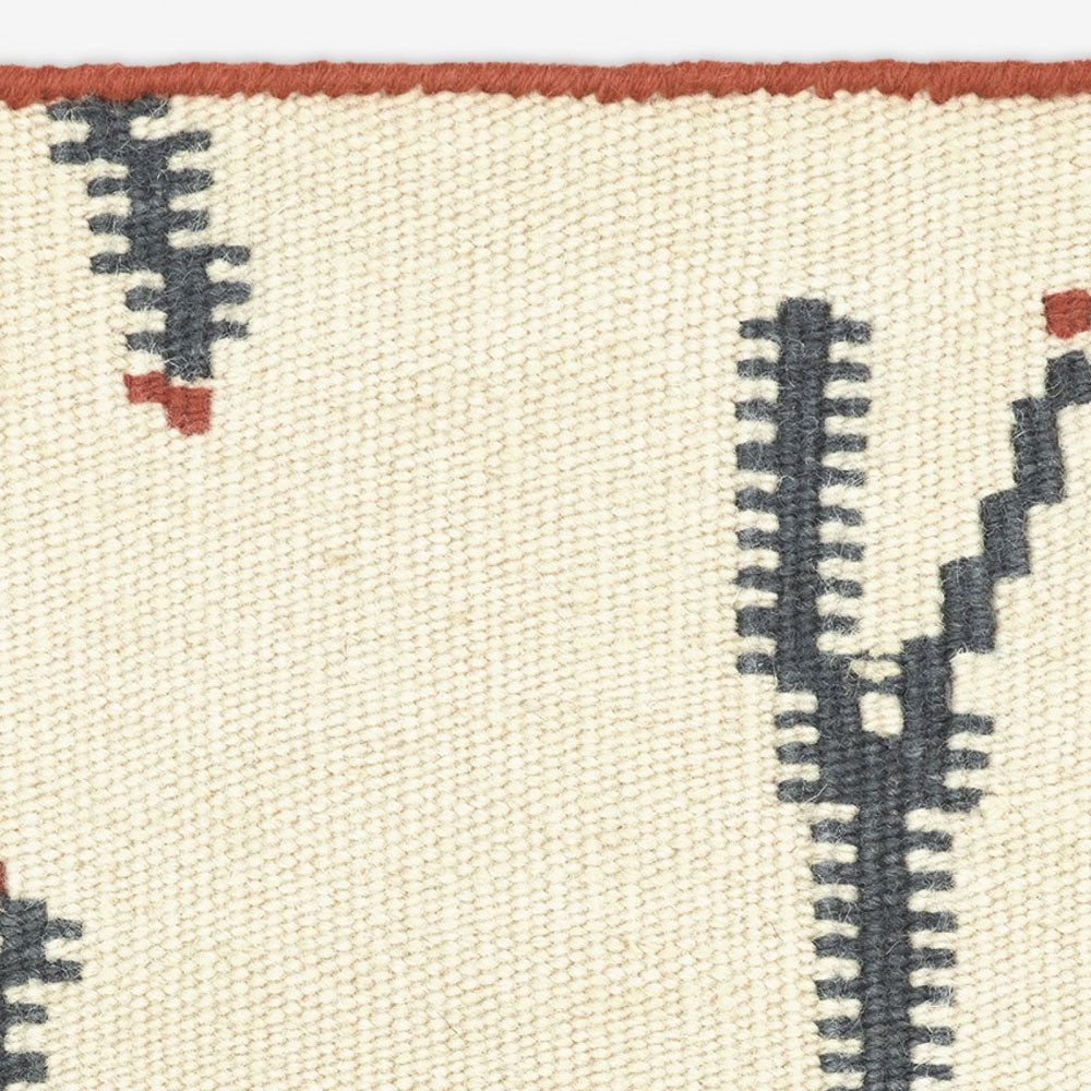 Kelim Pattern Resort - Farbe 0002 - Detailansicht