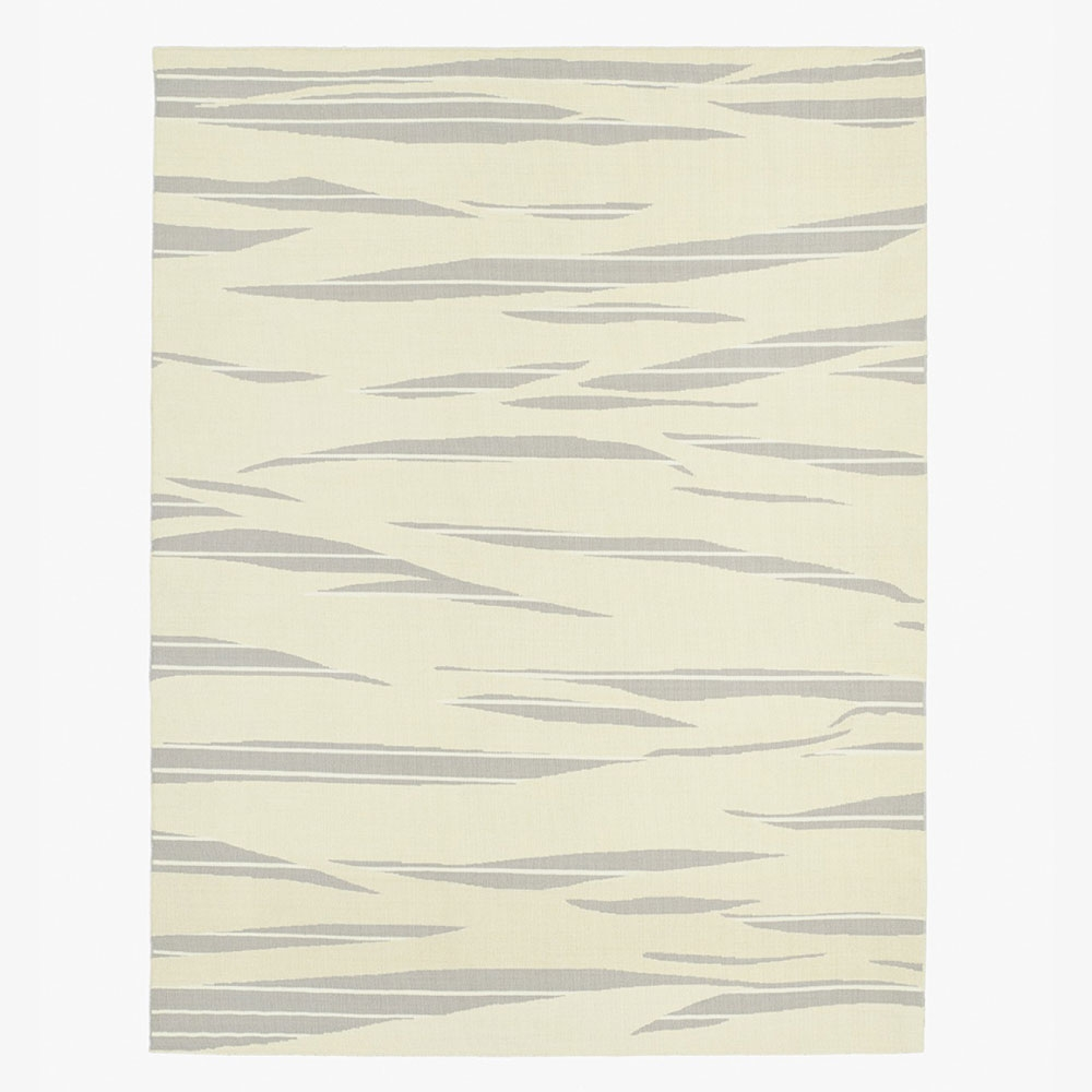 Kelim Pattern Shimi - 3 Farben - rund/ eckig