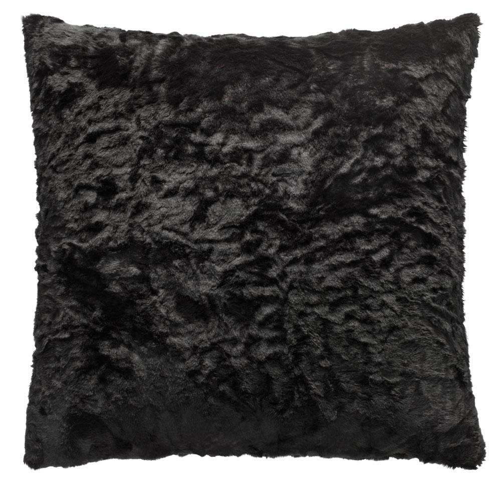 kissen kissen baloo schwarz von sahco hesslein f r 64 60. Black Bedroom Furniture Sets. Home Design Ideas
