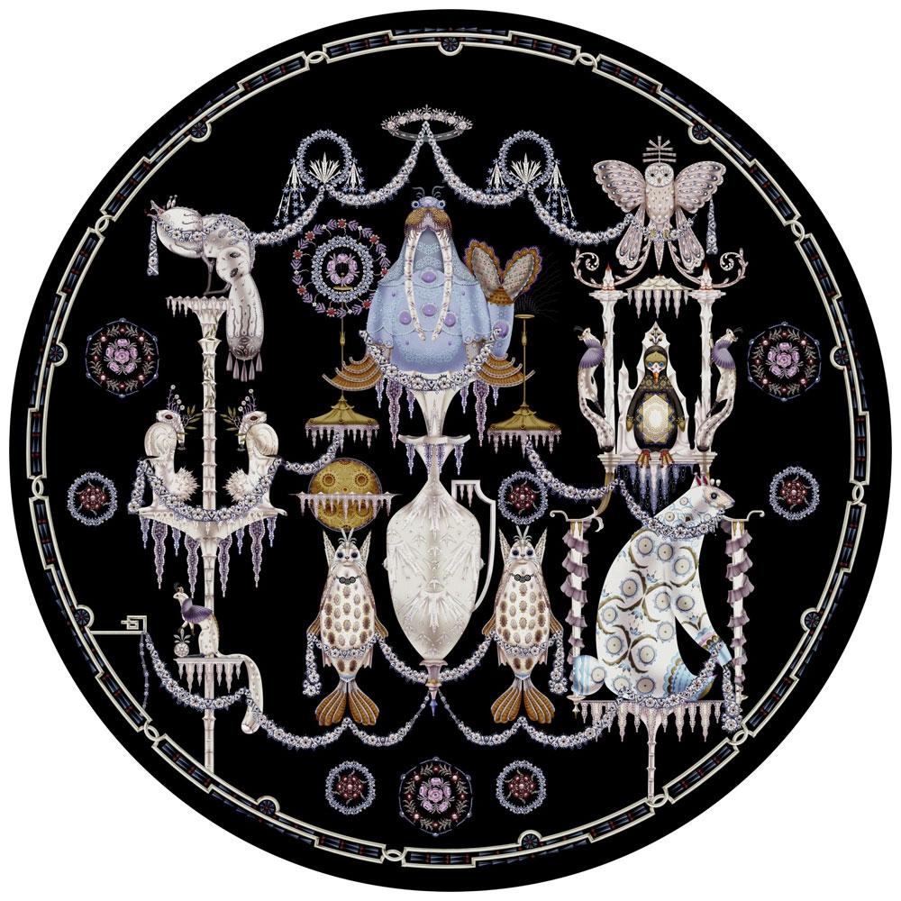 Moooi Carpets Teppich Polar Byzantine Chapter 5