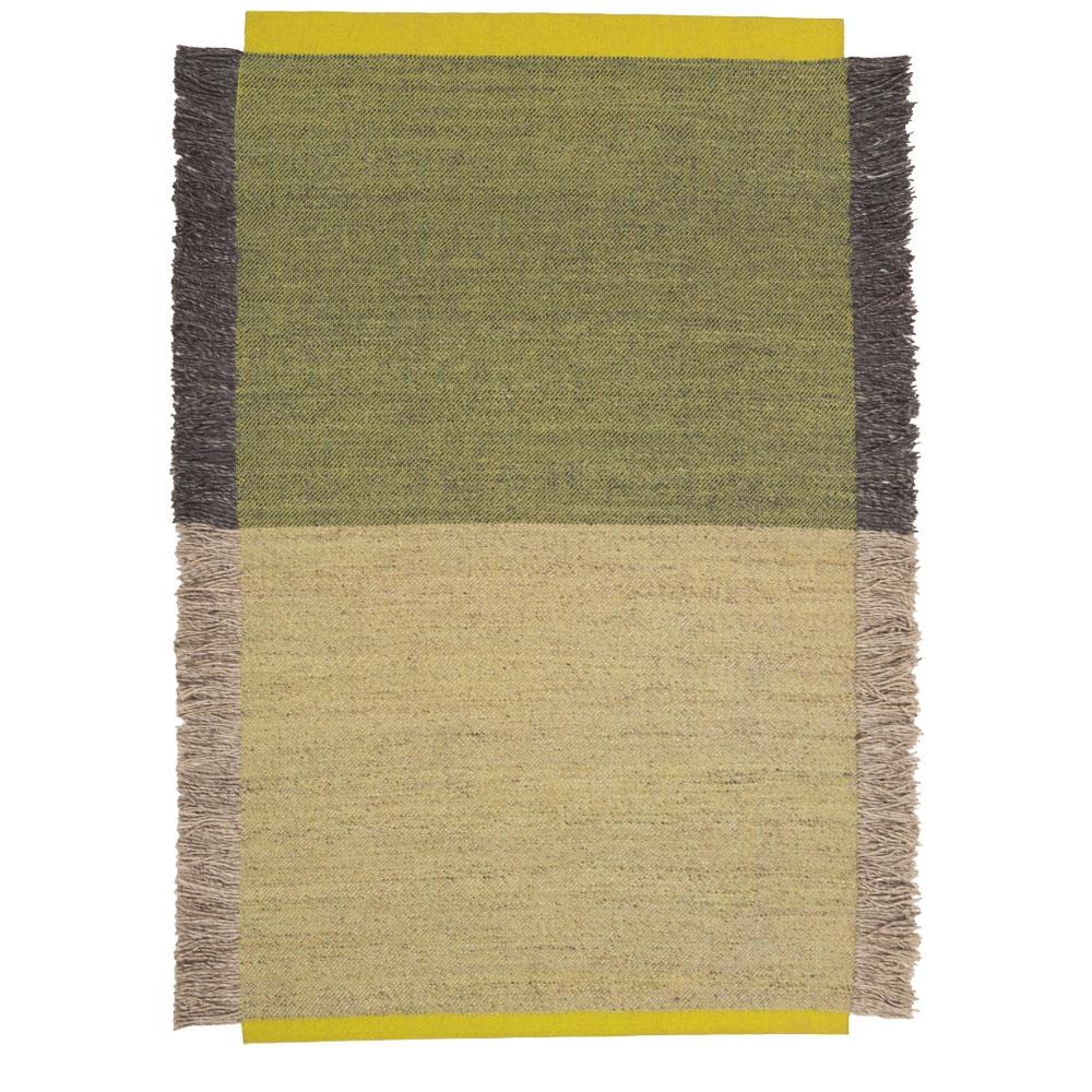 Kvadrat Rugs - Teppich Fringe - Farbe 0422