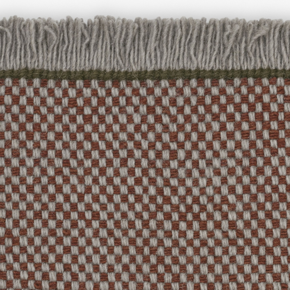 Kvadrat Rugs - Teppich Duotone - Farbe 0351