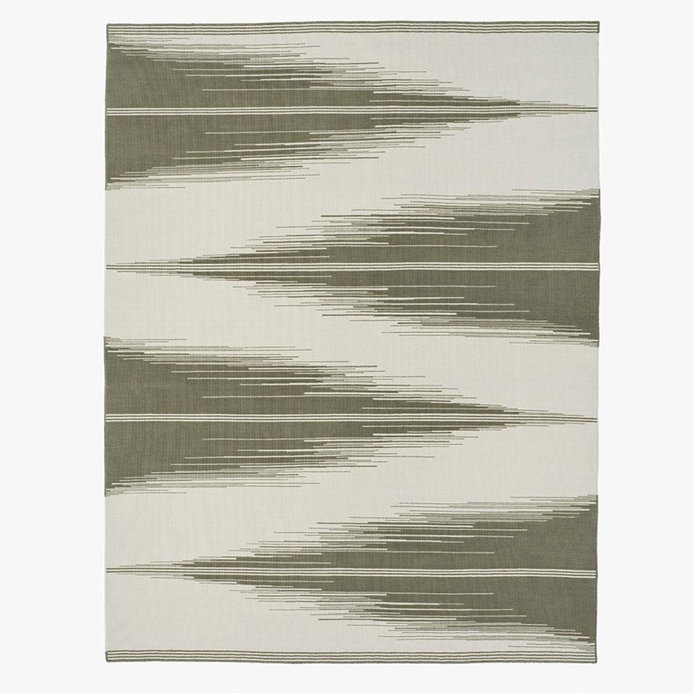 Kinnasand Teppich Kelim Pattern Cape - Farbe 0074