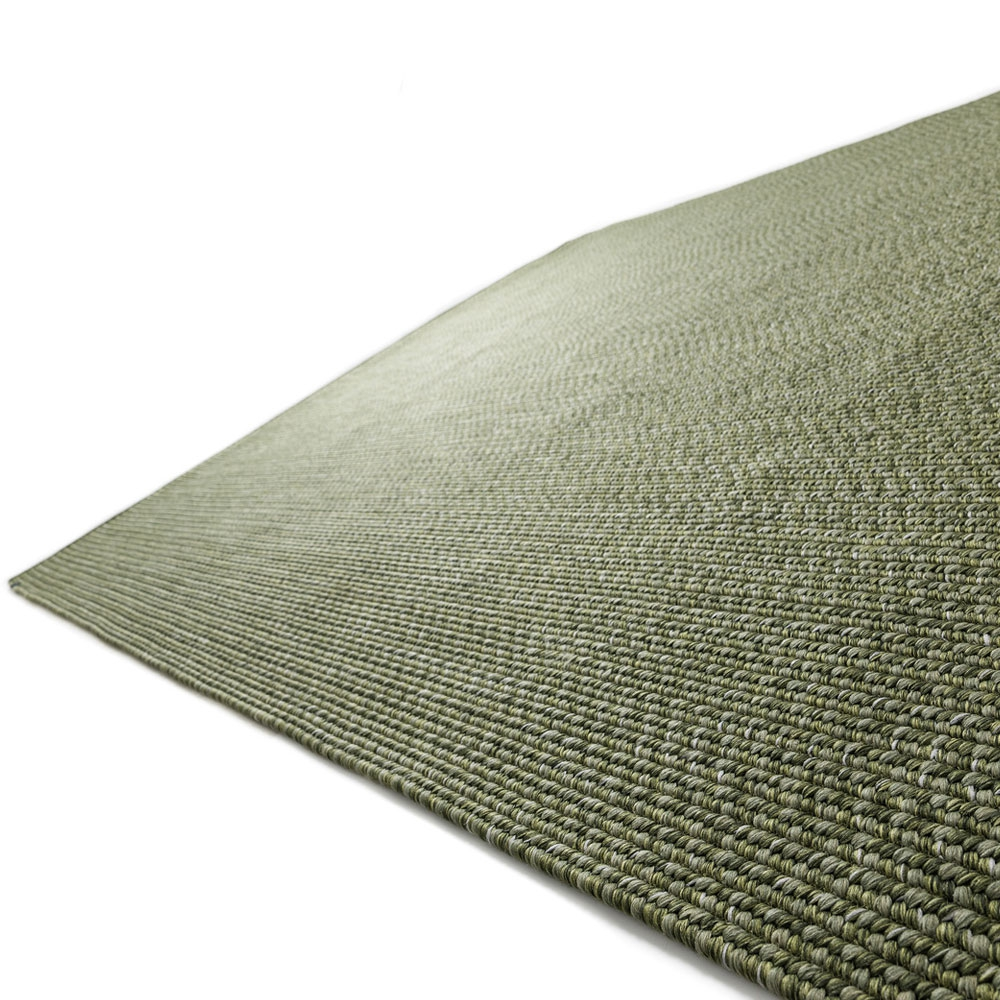 Teppich Mixtape - Farbe greens & white