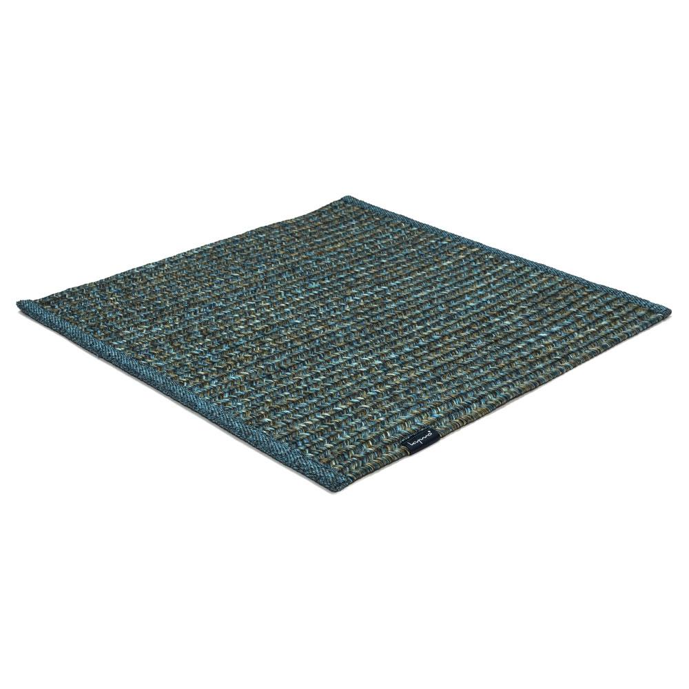Teppich Mixtape - Farbe blues & greens