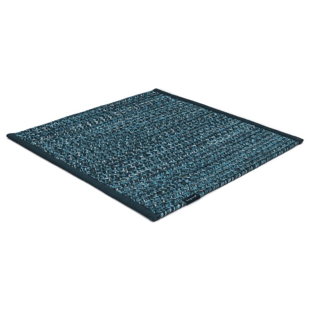 Teppich Mixtape - Farbe blues & white