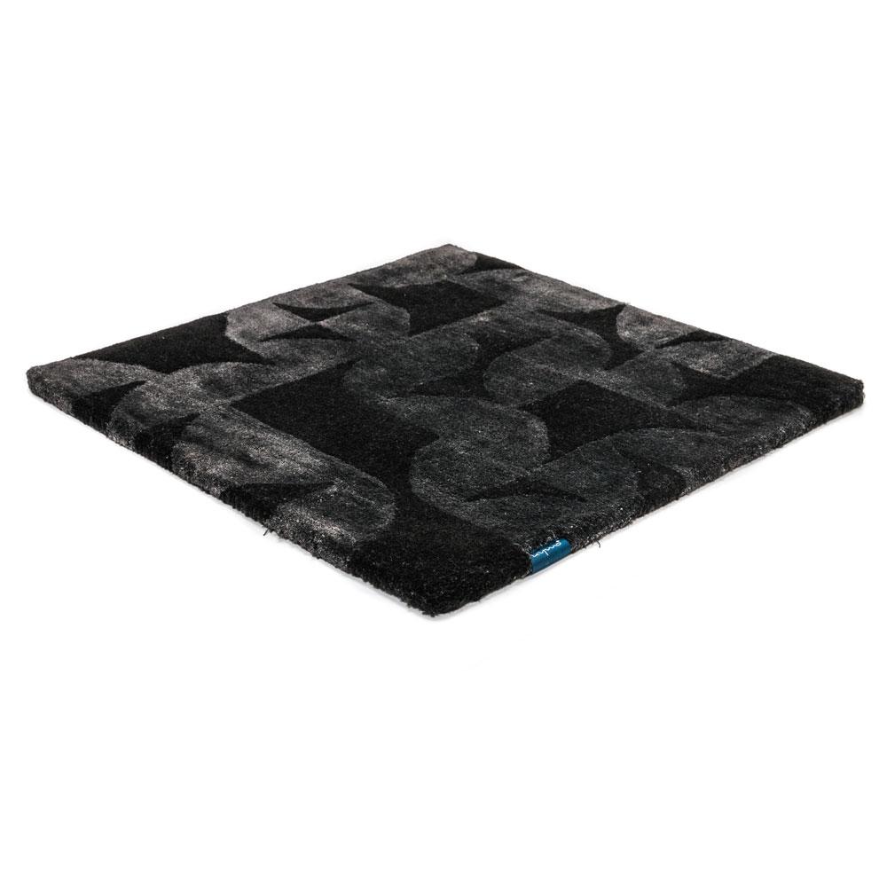 Teppich Obsidian - Farbe onyx