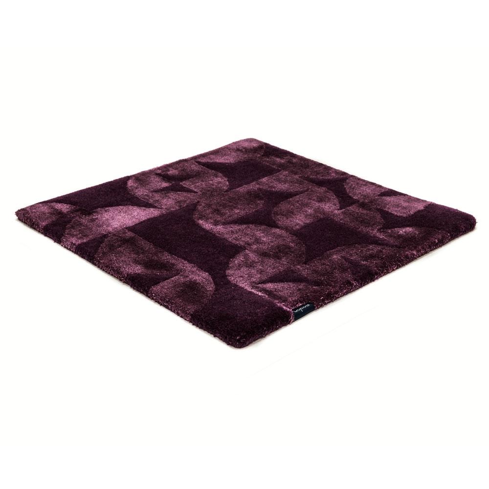 Teppich Obsidian - Farbe amethyst