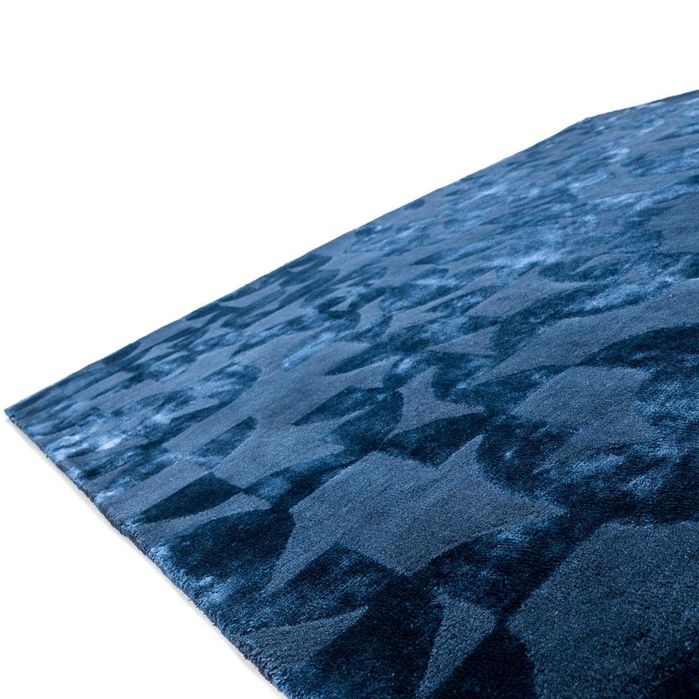 Teppich Obsidian - Farbe sapphire