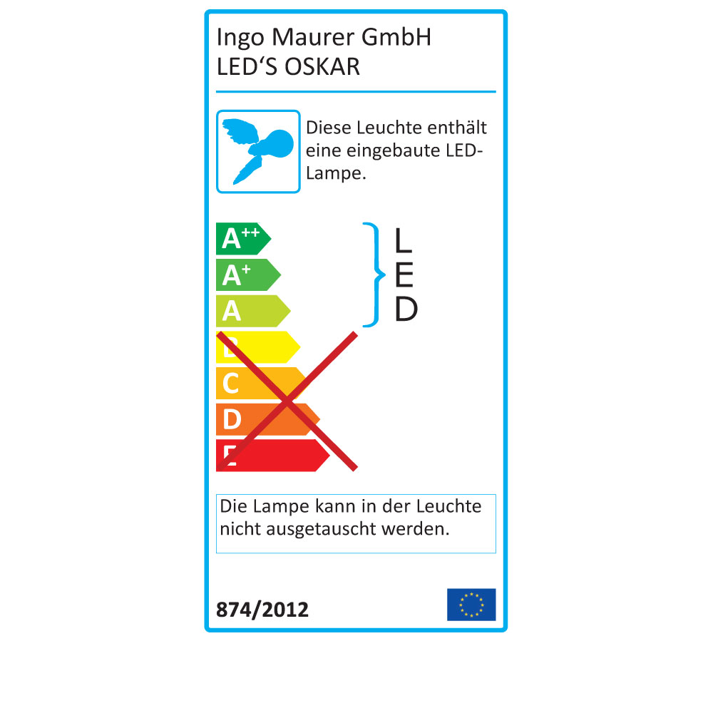 Led's Oskar - EU Label